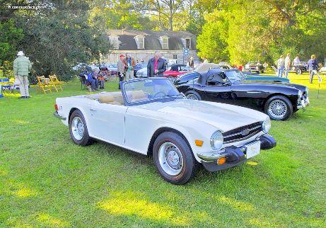 Triumph TR 6 1