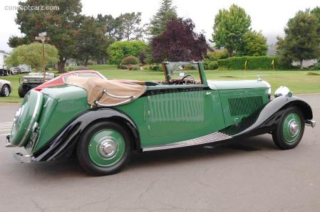 Bentley Derby 2